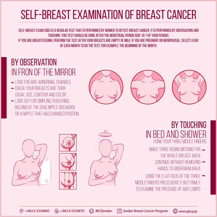 Apologise, but, self breast exam come